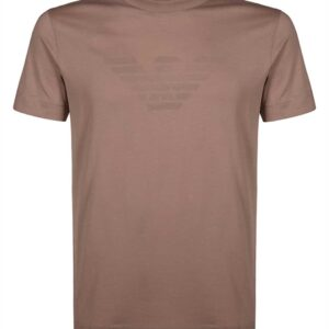T-shirt rosa Emporio Armani